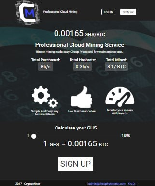 Bitcoin Dogecoin Cloud Mining Php Script Nulled - Bitcoin ...