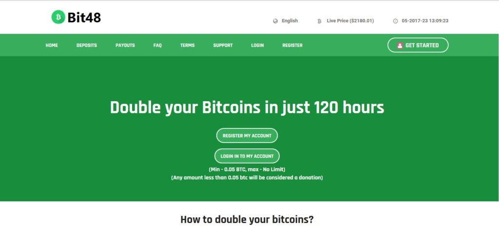 Ultimate Bitcoin Doubler Script