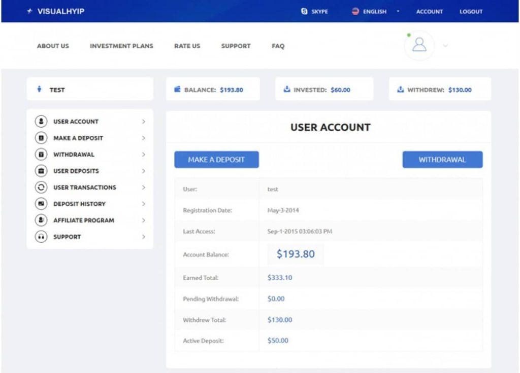 Bitcoin Hyip Pro Software