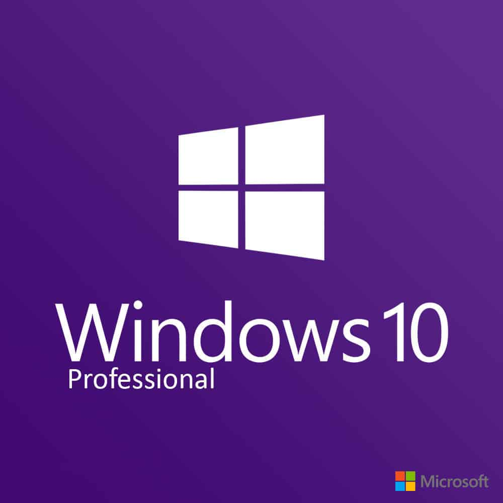 Microsoft Windows 10 Professional Product key