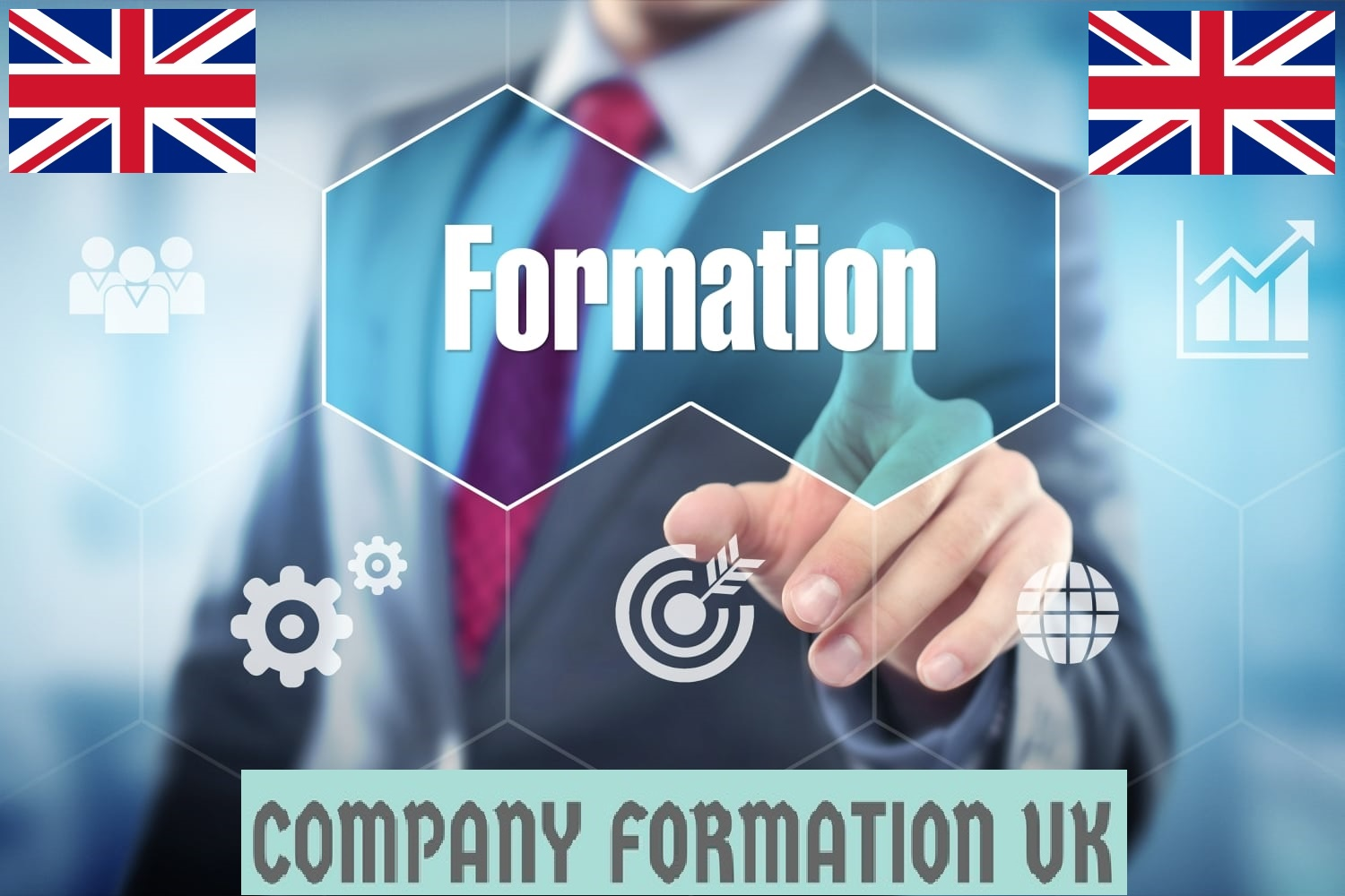 UK Company Formation for HYIP Bussiness
